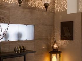 Lighting Oriental style