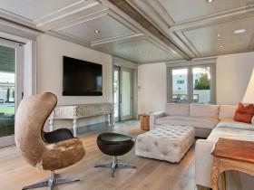 Renaissance in a modern interior