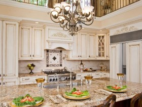 Кухня Ренесанс