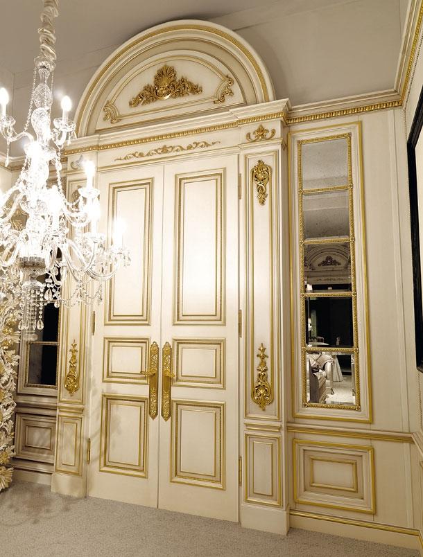 Двери в классическом дизайне