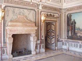 Оригінальний інтер'єр в стилі Відродження