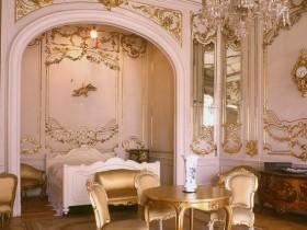 Інтер'єр спальні Відродження