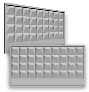 Пример заводских плит