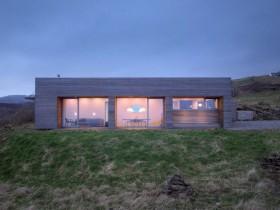 Дизайн загородного дома в Шотландии