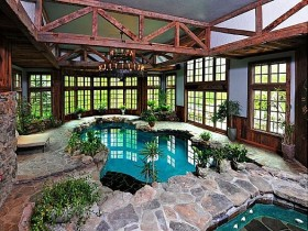 Decorative pool